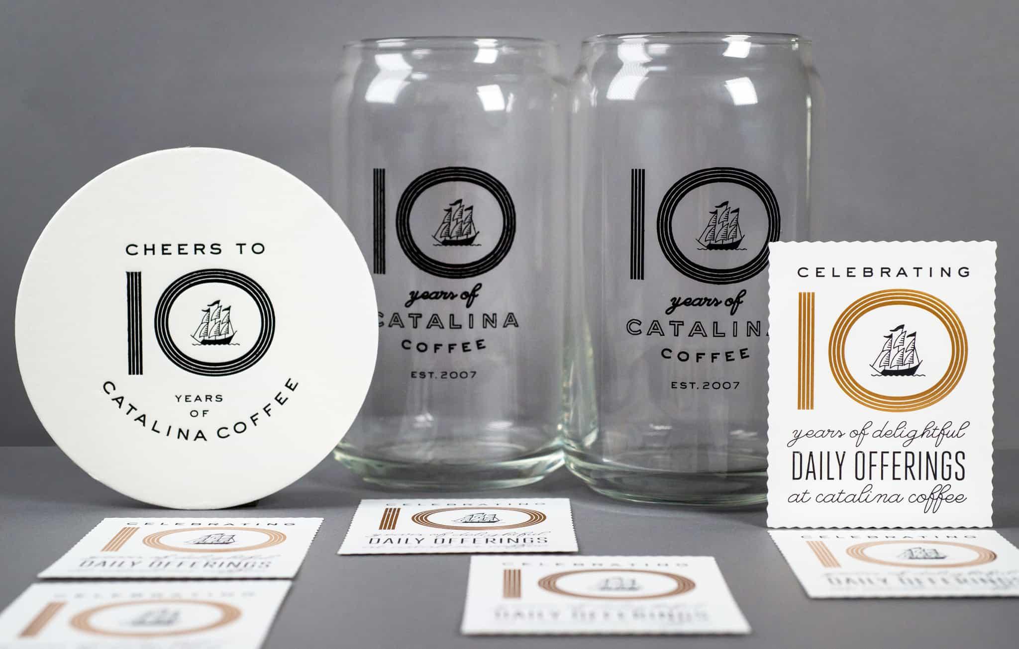 FieldofStudy-CatalinaCoffee-Houston Texas Branding