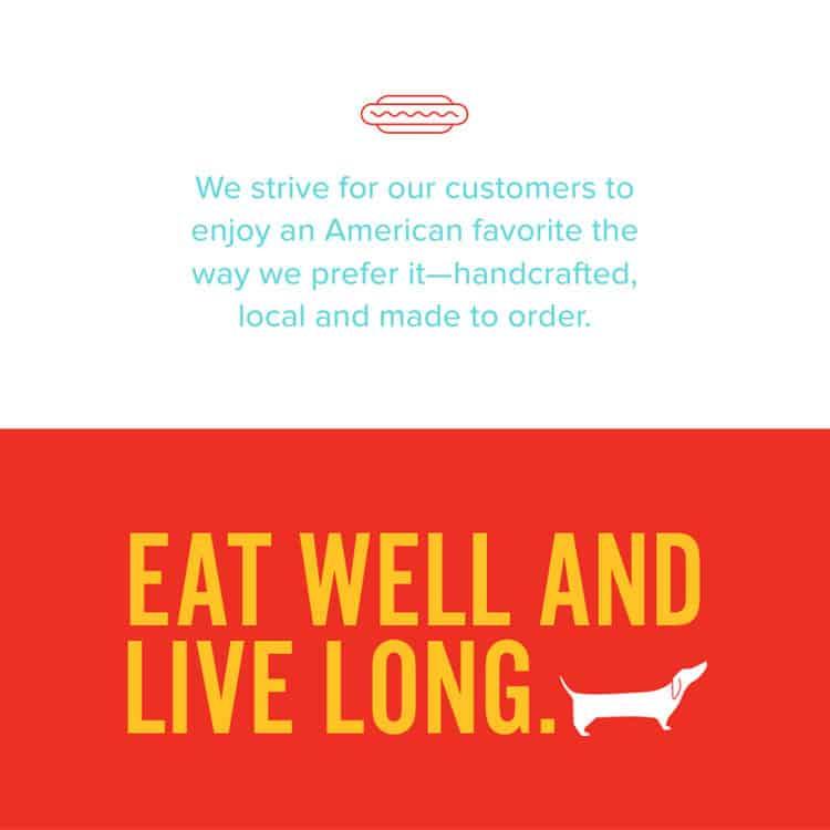Wordpress website design and development, graphic design, and branding for Good Dog Houston   Designed by Field of Study: A branding and graphic design consultancy   Houston TX   Jennifer Blanco & John Earles